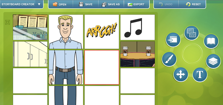 Cartoon Characters Creator : Design cartoon